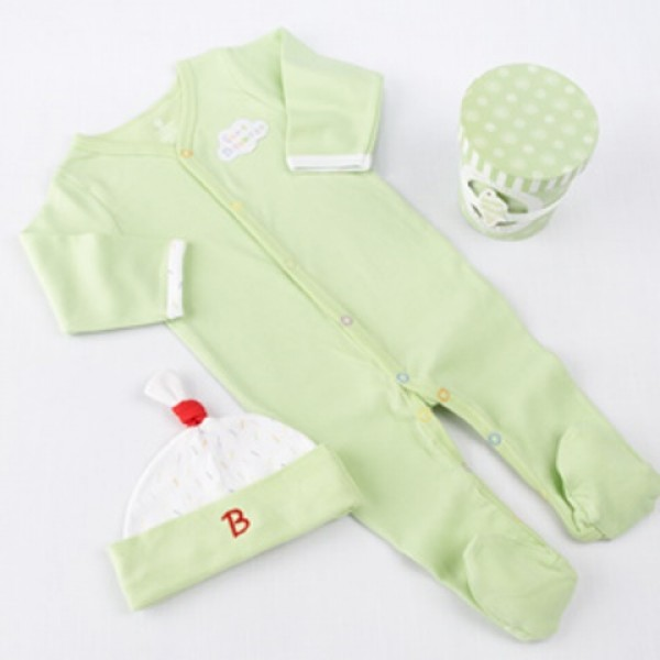 """Sweet Dreamzzz"" A Pint of PJ's Sleep-Time Gift Set, Lime (Personalization Available)"