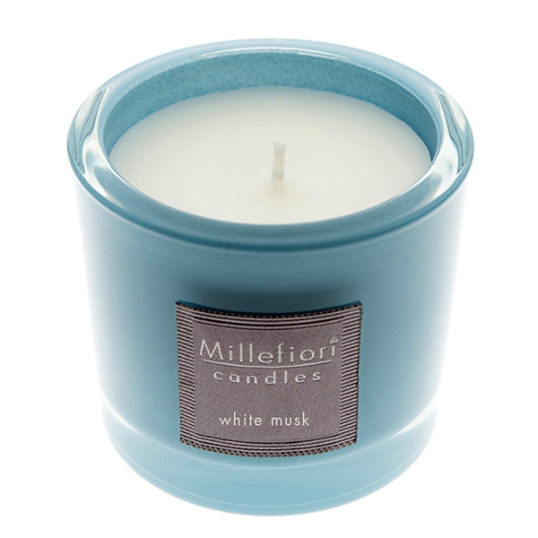 Scented Candle In Jar White Musk