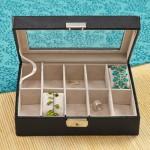 Personalized Women's Jewelry Box